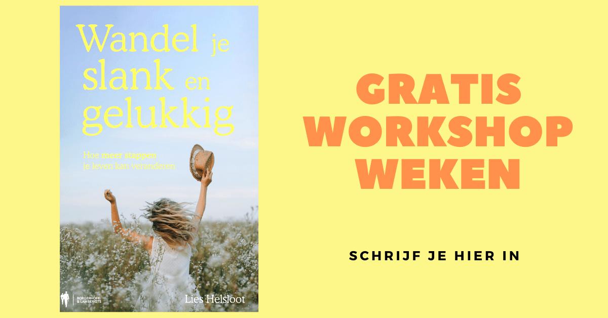 wandel je slank en gelukkig workshop